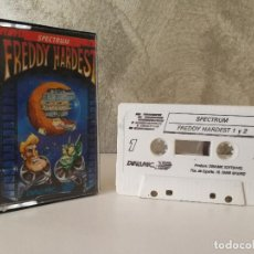 Videojuegos y Consolas: JUEGO FREDDY HARDEST DINAMIC SPECTRUM. Lote 112071739