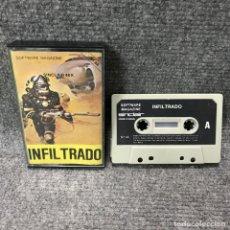Jeux Vidéo et Consoles: INFILTRADO ZX SPECTRUM. Lote 114337495