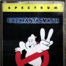 Videojuegos y Consolas: CAZAFANTASMAS II - ACTIVISIÓN - JUEGO PARA SPECTRUM.. Lote 114827415