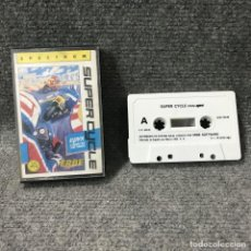 Videojuegos y Consolas: SUPER CYCLE ZX SPECTRUM. Lote 115194954