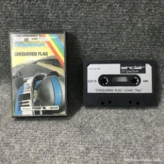 Videojuegos y Consolas: CHEQUERED FLAG ZX SPECTRUM. Lote 115195240