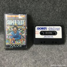 Videojuegos y Consolas: DALEY THOMPSONS SUPER TEST ZX SPECTRUM. Lote 115195244