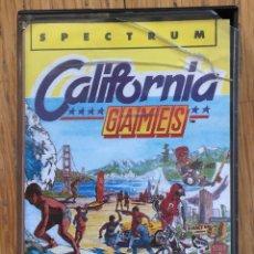 Videojuegos y Consolas: JUEGO SPECTRUM CALIFORNIA GAMES, ERBE. Lote 115366899