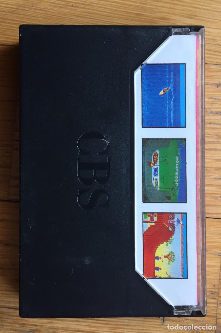 Videojuegos y Consolas: JUEGO SPECTRUM CALIFORNIA GAMES, Erbe - Foto 4 - 115366899