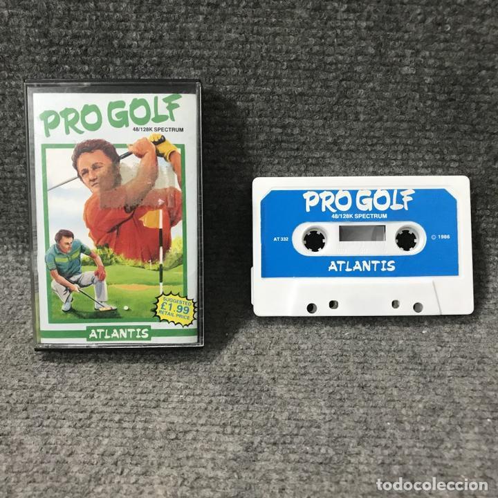 PRO GOLF ZX SPECTRUM (Juguetes - Videojuegos y Consolas - Spectrum)