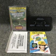 Videojuegos y Consolas: WORLD CLASS LEADERBOARD ZX SPECTRUM. Lote 115545683