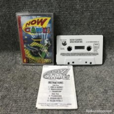 Videojuegos y Consolas: NOW GAMES ZX SPECTRUM. Lote 115545703