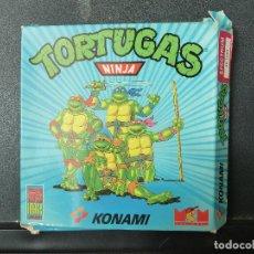 Videojuegos y Consolas: JUEGO - SPECTRUM - TORTUGAS NINJA. Lote 115694787