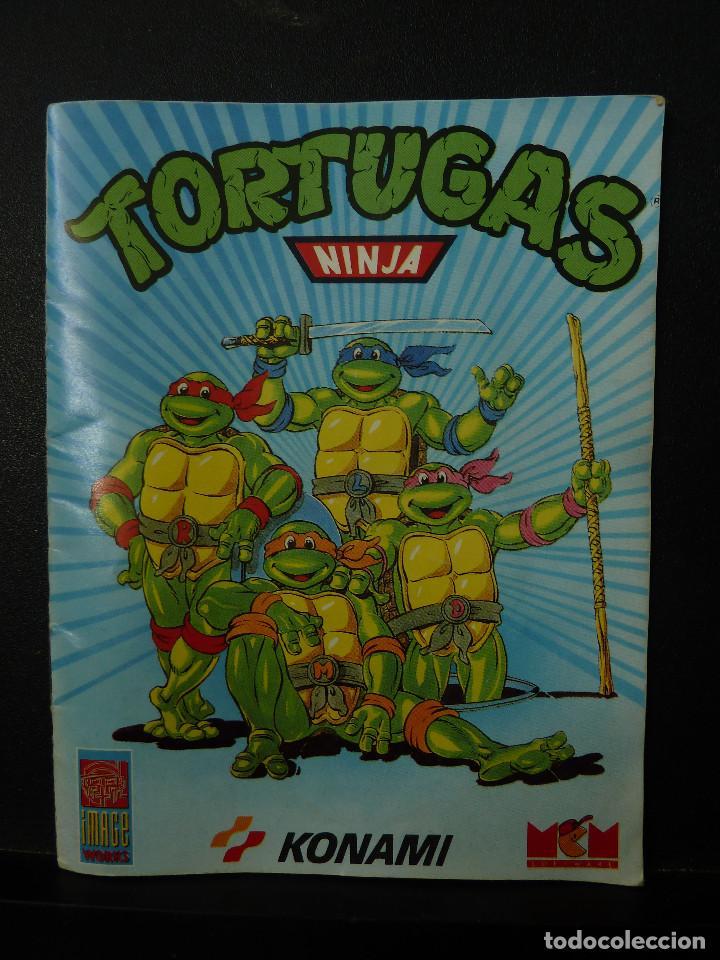 Videojuegos y Consolas: JUEGO - SPECTRUM - TORTUGAS NINJA - Foto 5 - 115694787