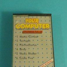 Videojuegos y Consolas: YOUR COMPUTER. SINTAX. Nº 1. Lote 118736958