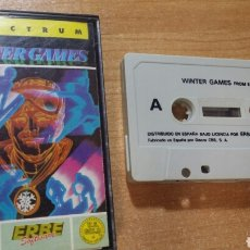 Videojuegos y Consolas: WINTER GAMES-SPECTRUM. Lote 115969492