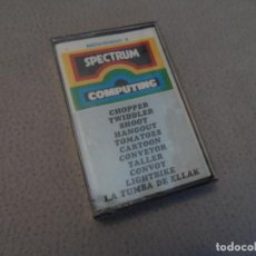 Videojuegos y Consolas: SPECTRUM COMPUTING ZX Nº3 (PRECINTADO). Lote 116528699