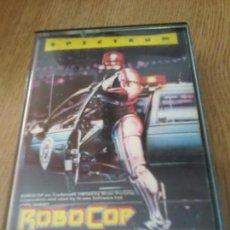 Videojuegos y Consolas: ROBOCOP [OCEAN SOFTWARE] 1988 ERBE SOFTWARE [ZX SPECTRUM]. Lote 116764019
