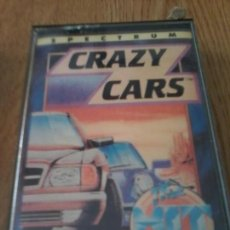Videojuegos y Consolas: CRAZY CARS ZX SPECTRUM. Lote 116766355