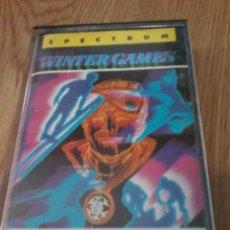 Videojuegos y Consolas: JUEGO SPECTRUM 'WINTER GAMES'.. Lote 116766879