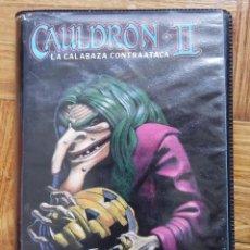 Videojuegos y Consolas: JUEGO CAULDRON II PARA SPECTRUM . Lote 117051431