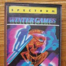 Videojuegos y Consolas: JUEGO WINTER GAMES PARA SPECTRUM. Lote 117126071