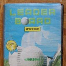 Videojuegos y Consolas: JUEGO LEADER BOARD PARA SPECTRUM. Lote 117154203