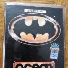 Videojuegos y Consolas: JUEGO BATMAN PARA SPECTRUM. Lote 117156435