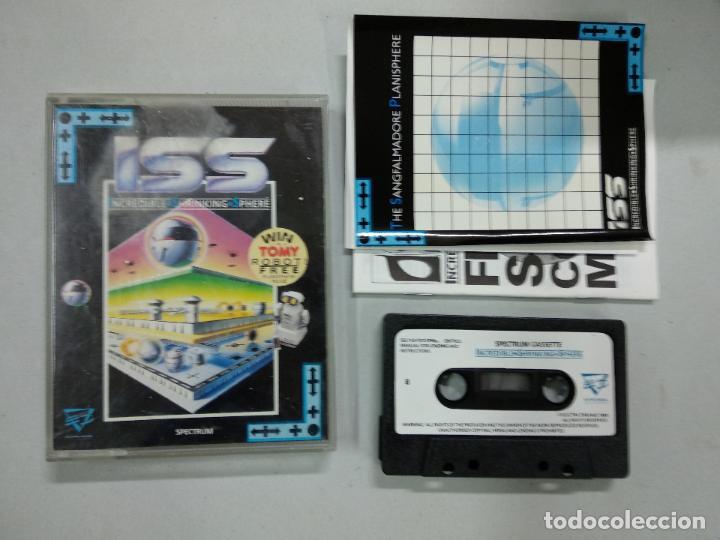 ISS - SPECTRUM - SPECTRUM ZX (Juguetes - Videojuegos y Consolas - Spectrum)