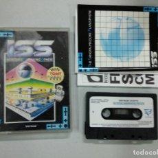 Videojuegos y Consolas: ISS - SPECTRUM - SPECTRUM ZX. Lote 117556575