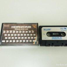 Videojuegos y Consolas: 918- JUEGO SINCLAIR ZX SPECTRUM PROGRAMA DE APRESENTACAO C2 AÑO 1982. Lote 117799087
