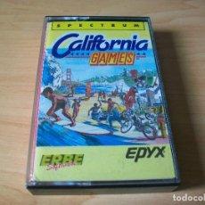Videojuegos y Consolas: JUEGO SPECTRUM CALIFORNIA GAMES. Lote 118148523