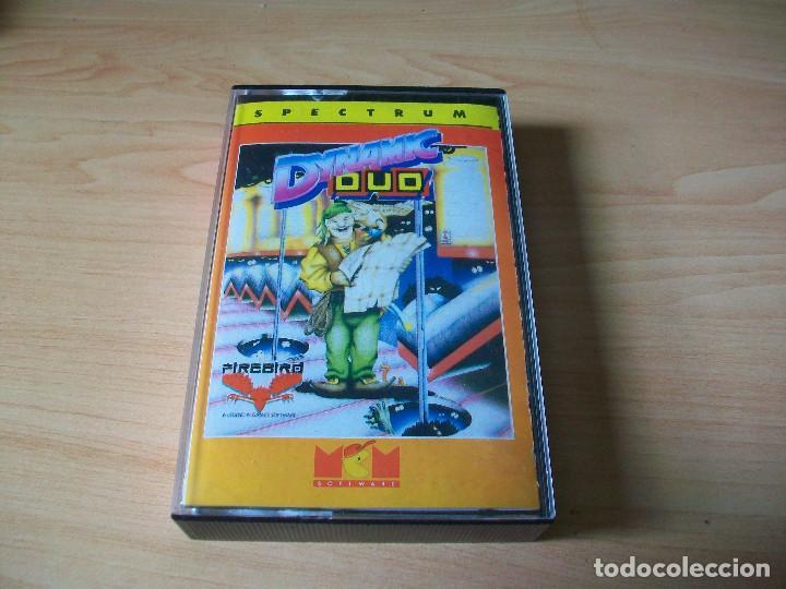 JUEGO SPECTRUM DINAMIC DUO (Juguetes - Videojuegos y Consolas - Spectrum)