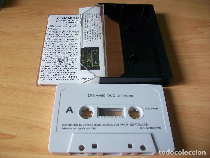 Videojuegos y Consolas: Juego spectrum Dinamic Duo - Foto 2 - 118149627