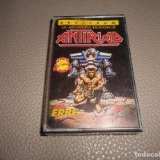 Videojuegos y Consolas: LA ARMADURA SAGRADA DE ANTIRIAD [PALACE SOFTWARE] 1986 - ERBE SOFTWARE [ZX SPECTRUM]. Lote 118392915