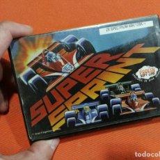 Videojuegos y Consolas: JUEGO DE SPECTRUM SUPER SPRINT. Lote 118686459