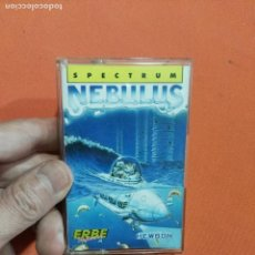 Videojuegos y Consolas: JUEGO DE SPECTRUM NEBULUS. Lote 118687059