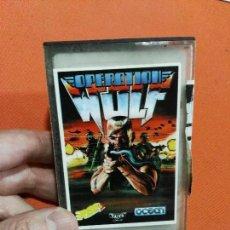 Videojuegos y Consolas: JUEGO DE SPECTRUM OPERACION WOLF . Lote 118686243