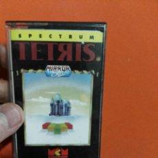 Videojuegos y Consolas: JUEGO DE SPECTRUM TETRIS. Lote 118688535