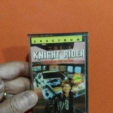 Videojuegos y Consolas: JUEGO DE SPECTRUM KNIGHT RIDER EL COCHE FANTASTICO. Lote 118689227