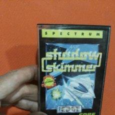 Videojuegos y Consolas: JUEGO DE SPECTRUM SHADOW SKIMMER . Lote 118813119