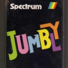 Videojuegos y Consolas: JUMBLY SPECTRUM MONSER CINTA CASSETTE. Lote 119042875