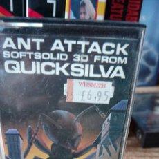 Videojuegos y Consolas: ANT ATTACK SPECTRUM 1983. Lote 119261282