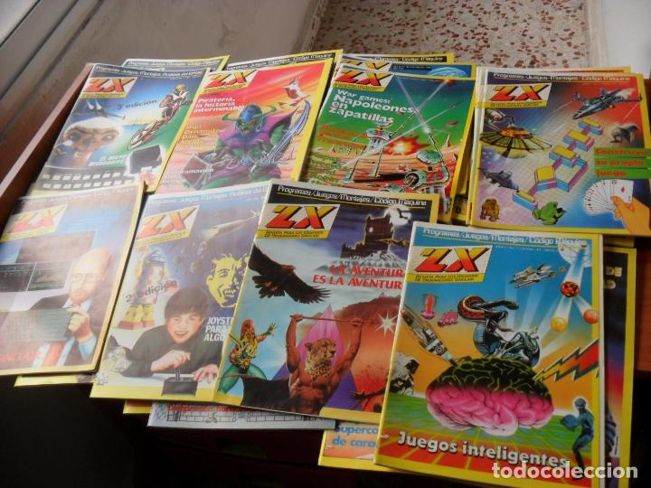 Videojuegos y Consolas: revistas ZX sinclair spectrun precio unidad EN MUY BUEN ESTADO,leer numeros,precio unidad - Foto 3 - 212891423