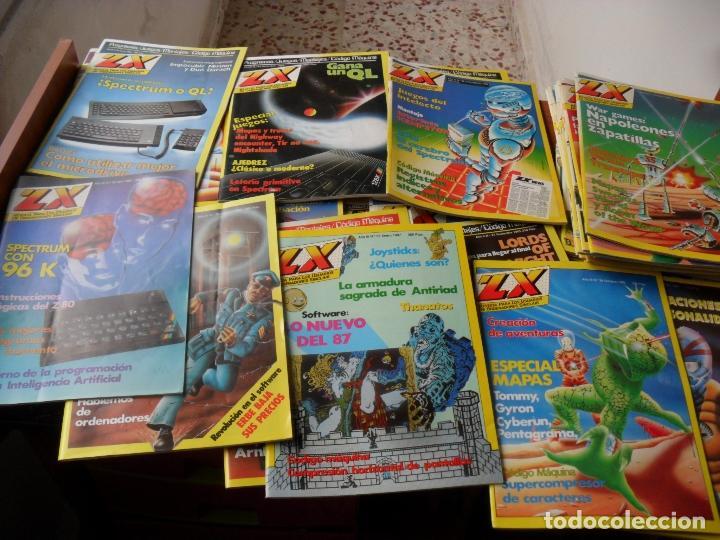 Videojuegos y Consolas: revistas ZX sinclair spectrun precio unidad EN MUY BUEN ESTADO,leer numeros,precio unidad - Foto 4 - 212891423