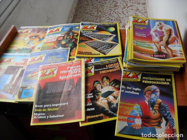 Videojuegos y Consolas: revistas ZX sinclair spectrun precio unidad EN MUY BUEN ESTADO,leer numeros,precio unidad - Foto 5 - 212891423