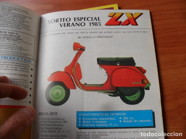 Videojuegos y Consolas: revistas ZX sinclair spectrun precio unidad EN MUY BUEN ESTADO,leer numeros,precio unidad - Foto 6 - 212891423
