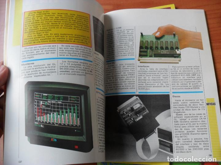 Videojuegos y Consolas: revistas ZX sinclair spectrun precio unidad EN MUY BUEN ESTADO,leer numeros,precio unidad - Foto 7 - 212891423