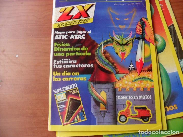 Videojuegos y Consolas: revistas ZX sinclair spectrun precio unidad EN MUY BUEN ESTADO,leer numeros,precio unidad - Foto 9 - 212891423