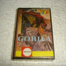 Videojuegos y Consolas: SPECTRUM. GORILA (SOFTWARE MAGAZINE MONSER) - SINCLAIR 48 K. Lote 119384599
