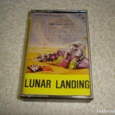 Videojuegos y Consolas: SPECTRUM. LUNAR LANDING (SOFTWARE MAGAZINE) - SINCLAIR 48 K. Lote 119467159