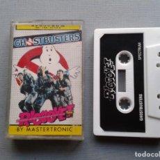 Videojuegos y Consolas: SINCLAIR ZX SPECTRUM GHOSTBUSTERS CON CAJA BOXED 48K 128K +2 R7452. Lote 119892775