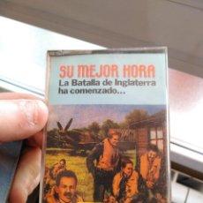 Videojuegos y Consolas: JUEGO SPECTRUM SU MEJOR HORA LA BATALLA DE INGLATERRA . Lote 120145343