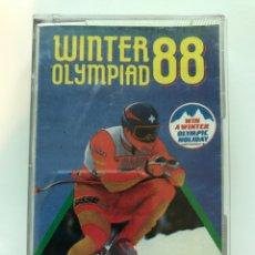 Videojuegos y Consolas: WINTER OLYMPIAD 88 - EN ESPAÑOL - OLIMPIADAS DE INVIERNO - SPECTRUM - SINCLAIR - SYSTEM 4 - TYNESOFT. Lote 121307492