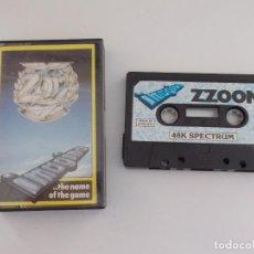 Videojuegos y Consolas: JUEGO SPECTRUM ZZOOM. IMAGINE. Lote 210559595